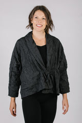 Dina Jacket Tops - The Post Office by Shannon Passero. Fashion Boutique in Thorold, Ontario