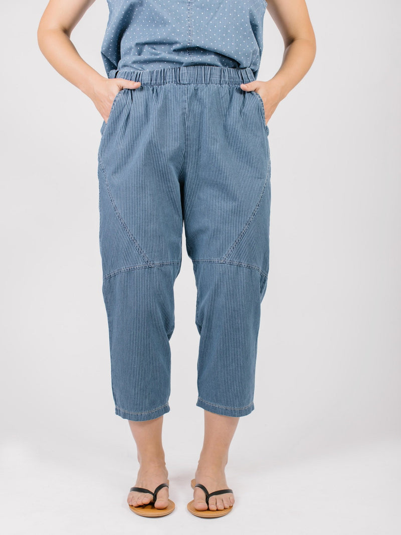 Diane Crop Pant Bottoms - The Post Office by Shannon Passero. Fashion Boutique in Thorold, Ontario