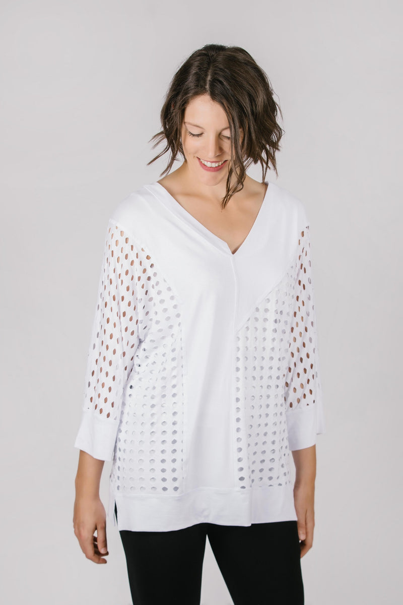 Tony Pullover Tops - The Post Office by Shannon Passero. Fashion Boutique in Thorold, Ontario
