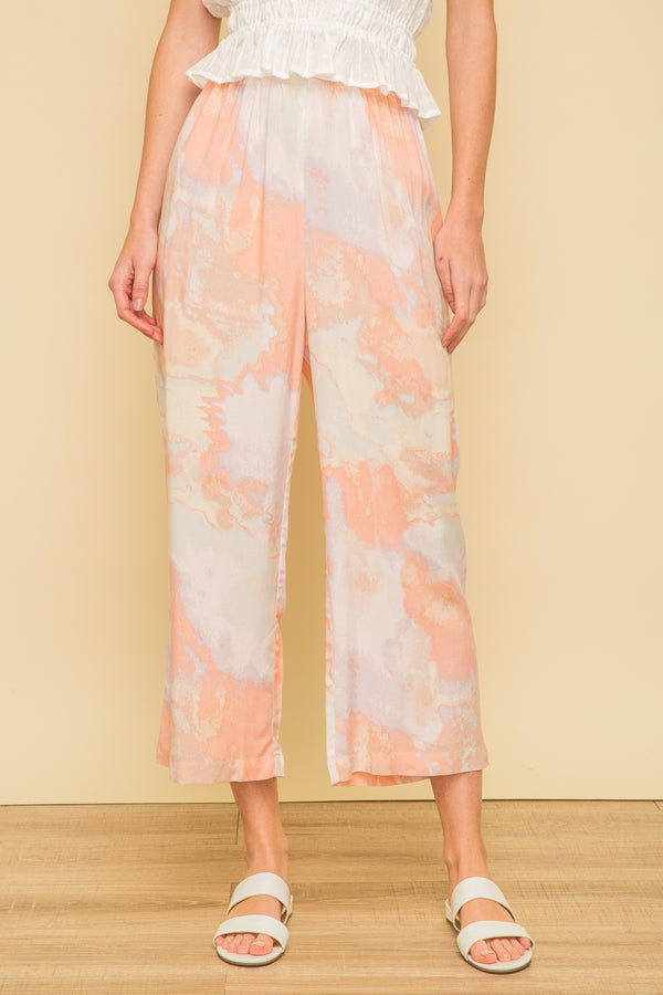 Tie Dye Pants Bottoms - The Post Office by Shannon Passero. Fashion Boutique in Thorold, Ontario