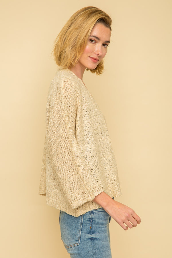 Crop Boxy Cardigan Tops - The Post Office by Shannon Passero. Fashion Boutique in Thorold, Ontario
