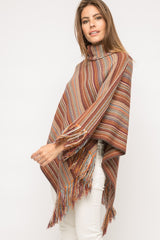 Boho Tassle Poncho Tops - The Post Office by Shannon Passero. Fashion Boutique in Thorold, Ontario