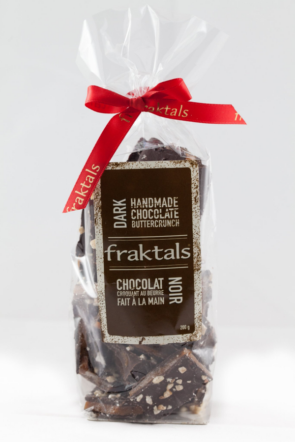 Dark Fraktal Med Bag 200g Food - The Post Office by Shannon Passero. Fashion Boutique in Thorold, Ontario