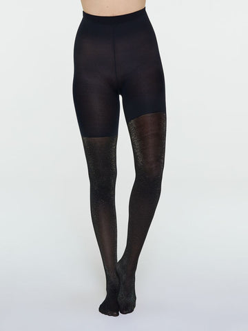 Metallic Shimmer Tights