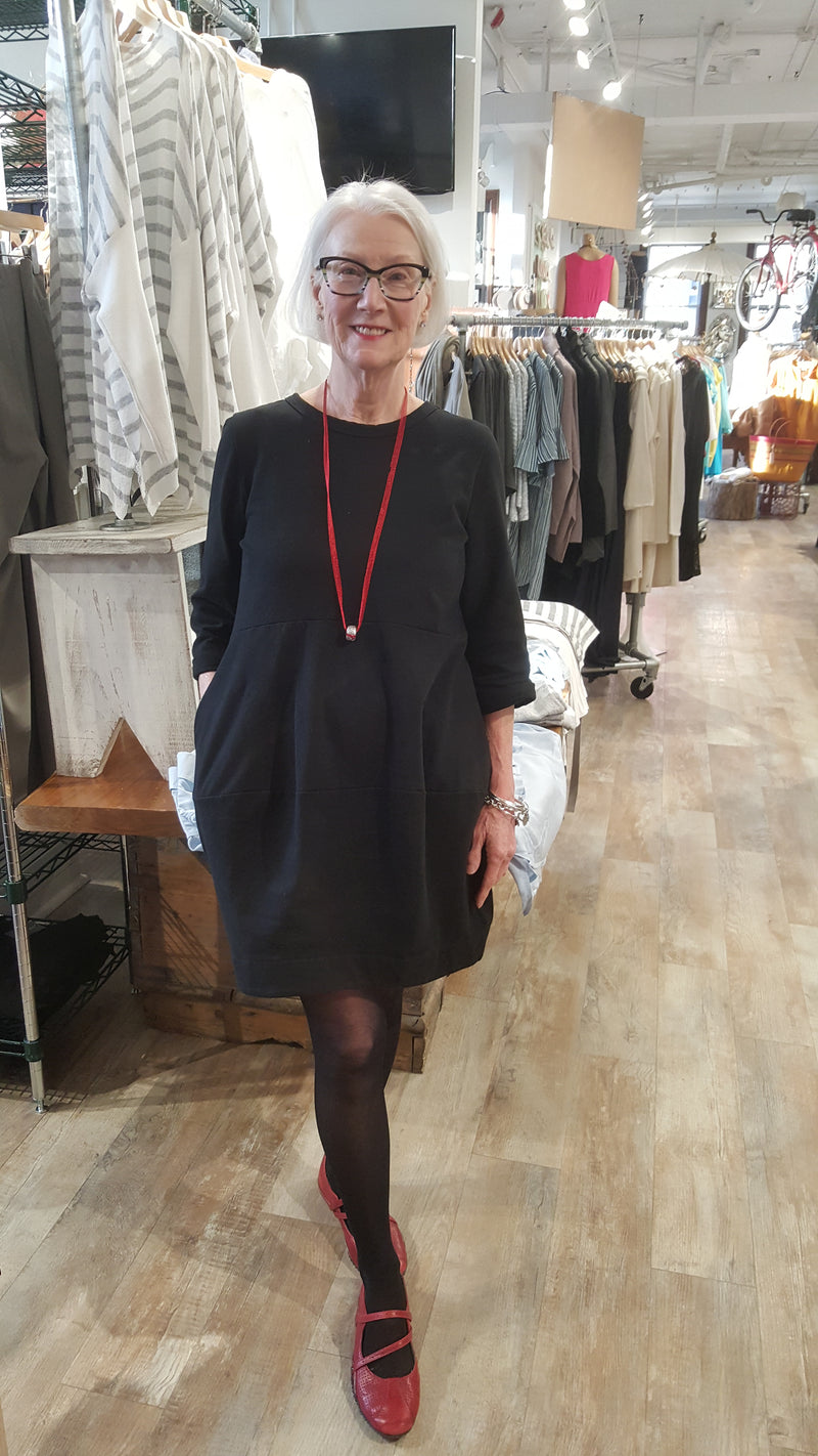 Rea Tunic Dress Dresses - The Post Office by Shannon Passero. Fashion Boutique in Thorold, Ontario