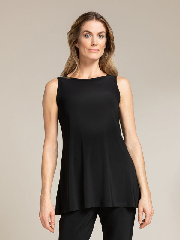 Sleeveless Nu Ideal Tunic Tops - The Post Office by Shannon Passero. Fashion Boutique in Thorold, Ontario