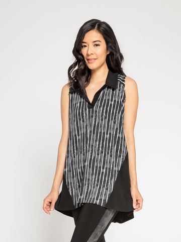 Sleeveless Box Top Pattern