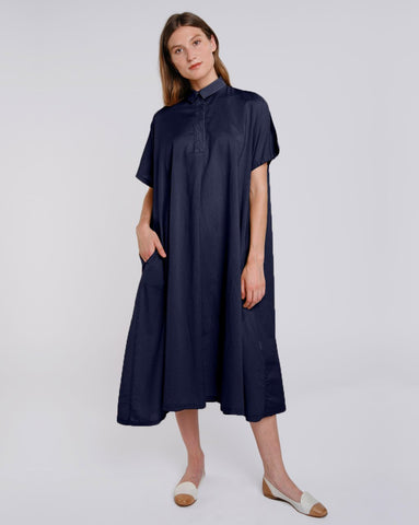 Swing Shirtdress