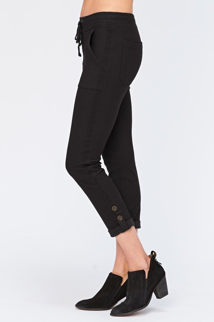 Sturges Rexlaed Legging Bottoms - The Post Office by Shannon Passero. Fashion Boutique in Thorold, Ontario