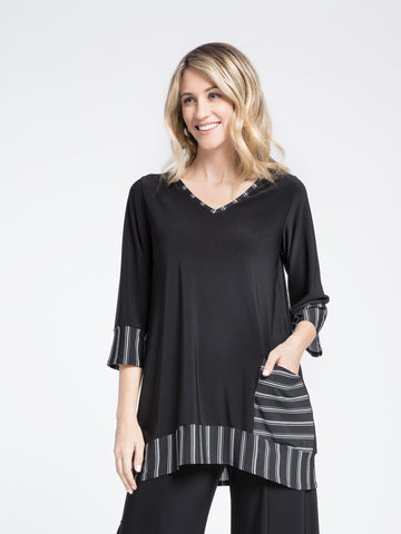 Match Tunic Tops - The Post Office by Shannon Passero. Fashion Boutique in Thorold, Ontario