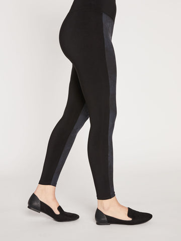 Storm Leggings Bottoms - The Post Office by Shannon Passero. Fashion Boutique in Thorold, Ontario