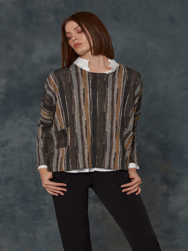 Sam Sweater Tops - The Post Office by Shannon Passero. Fashion Boutique in Thorold, Ontario