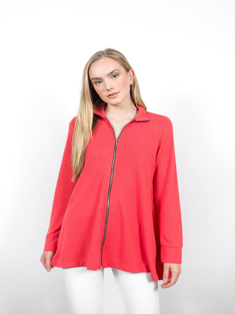 Gloria Swing Jacket Tops - The Post Office by Shannon Passero. Fashion Boutique in Thorold, Ontario