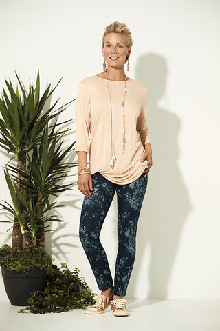 Bacopa Denim Ankle Pant Lisette Pants