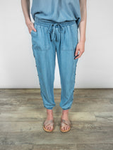 Oaklyn Pant Bottoms - The Post Office by Shannon Passero. Fashion Boutique in Thorold, Ontario