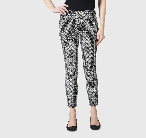 Firefly Jacquard Ankle Pant
