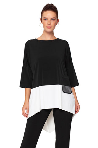 Netting Pocket Top