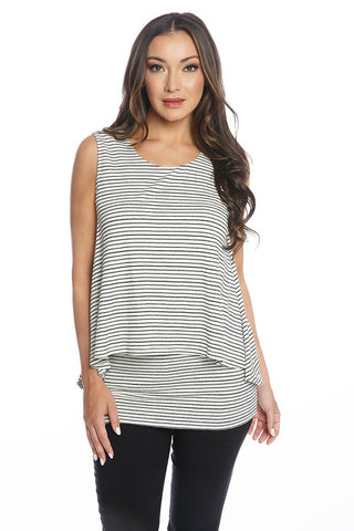 Layered Tunic Top Isle Canada