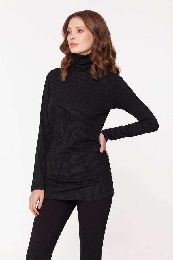 Turtleneck Top Tops - The Post Office by Shannon Passero. Fashion Boutique in Thorold, Ontario