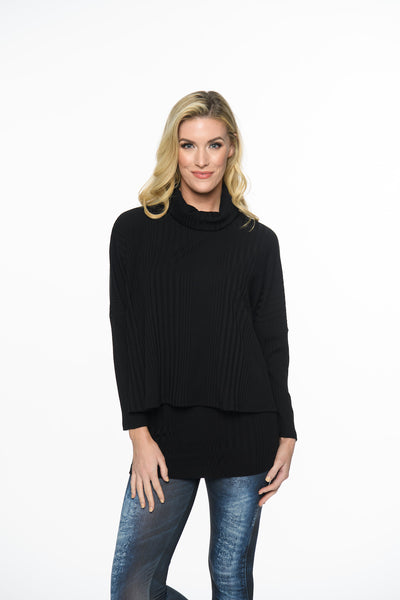 Cowlneck Ashley Top Isle by Melis Kozan Canada