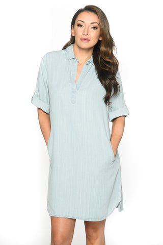 Isle Denim Tunic by Isle