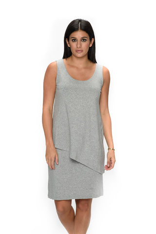 Asymmetrical Layer Dress