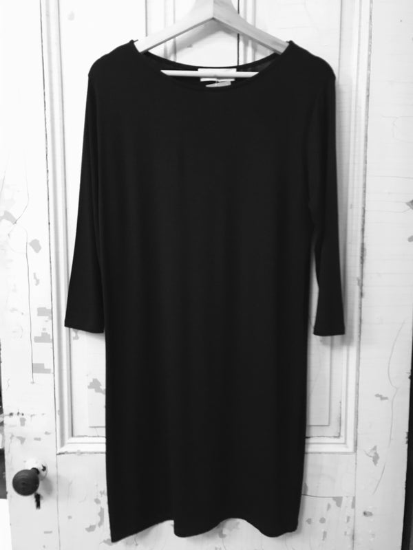 3/4 Sleeve Dress Dresses - The Post Office by Shannon Passero. Fashion Boutique in Thorold, Ontario