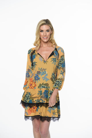 Boho Dress Isle by Melis Kozan