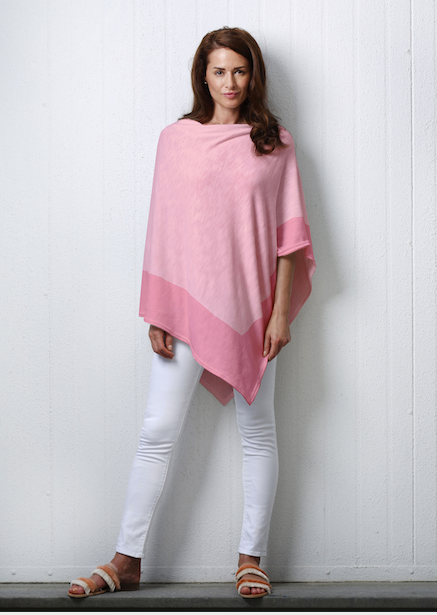 Slub Poncho Coverups - The Post Office by Shannon Passero. Fashion Boutique in Thorold, Ontario