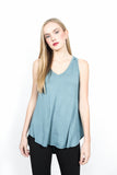 Livia Tank Top Tops - The Post Office by Shannon Passero. Fashion Boutique in Thorold, Ontario