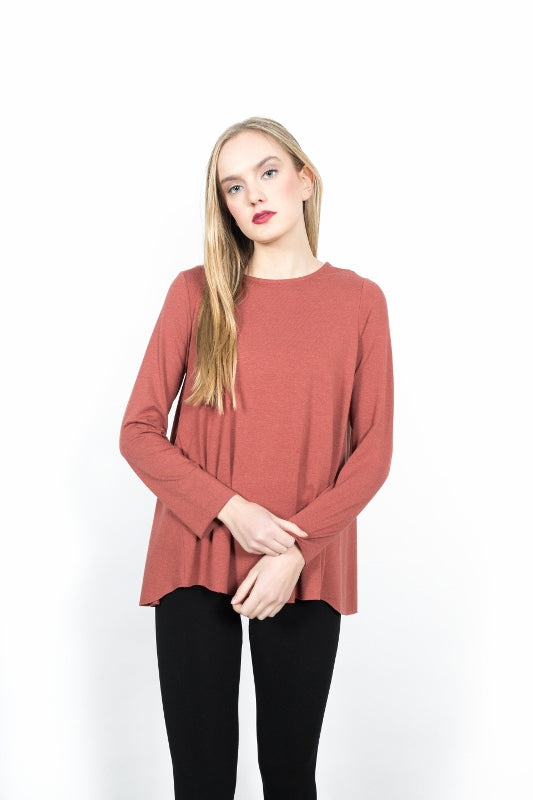 Paula L/S Top Tops - The Post Office by Shannon Passero. Fashion Boutique in Thorold, Ontario