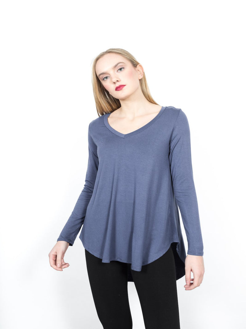 Melissa L/S Top Tops - The Post Office by Shannon Passero. Fashion Boutique in Thorold, Ontario
