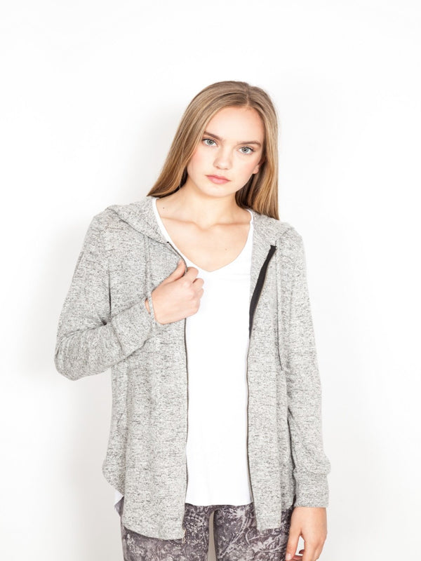 Neema Hoodie Tops - The Post Office by Shannon Passero. Fashion Boutique in Thorold, Ontario