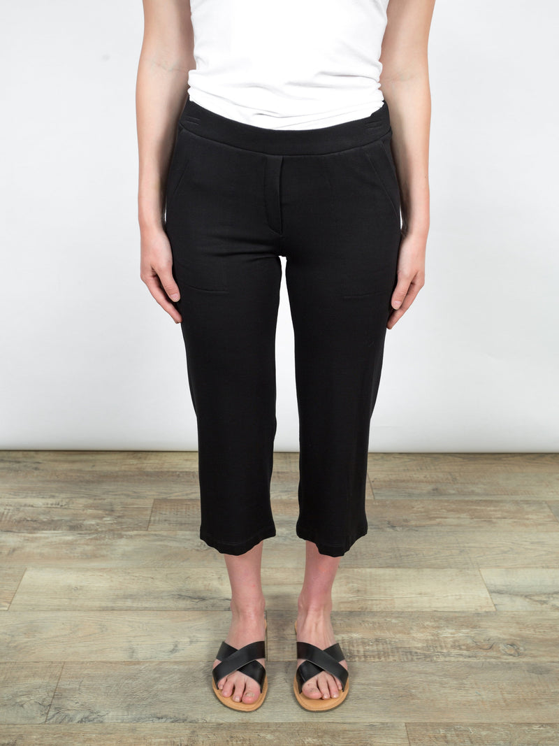 Brushed Culotte Bottoms - The Post Office by Shannon Passero. Fashion Boutique in Thorold, Ontario