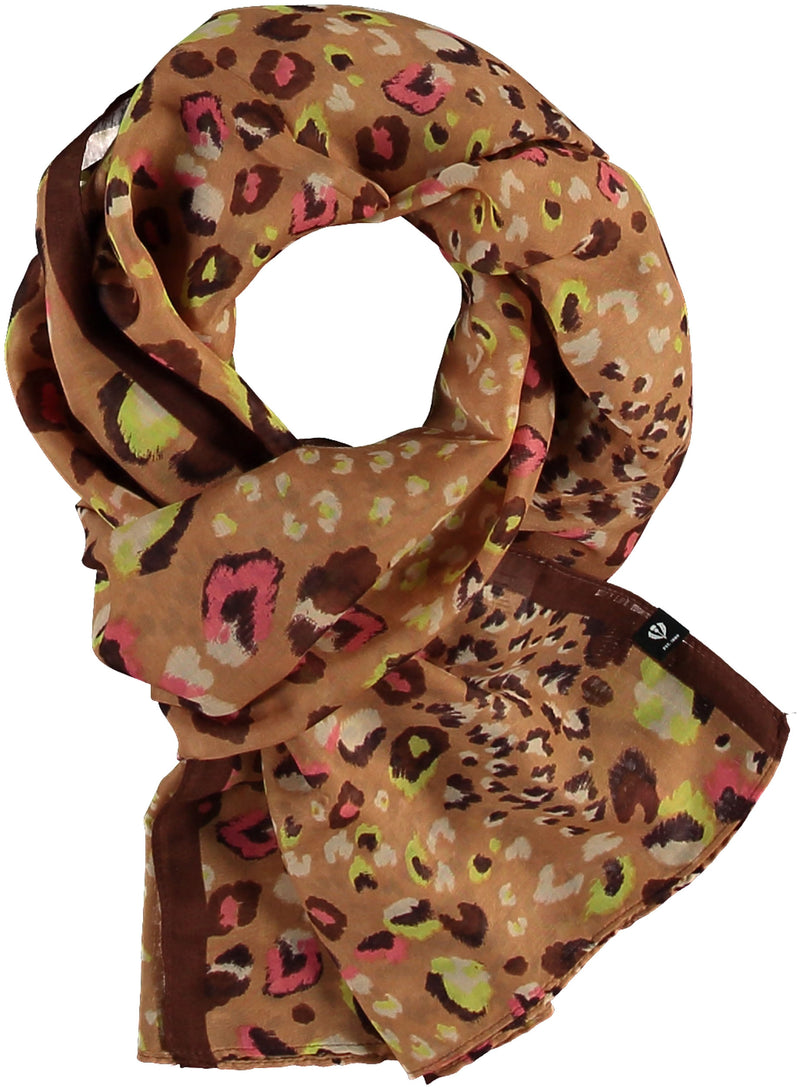 Multi Leo Scarf Accessories - The Post Office by Shannon Passero. Fashion Boutique in Thorold, Ontario