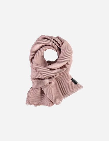Solid Plissee Scarf Fraas Canada