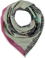 Trendy Chicken Scarf Accessories - The Post Office by Shannon Passero. Fashion Boutique in Thorold, Ontario