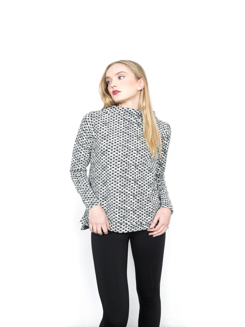 Ophelia Pullover Tops - The Post Office by Shannon Passero. Fashion Boutique in Thorold, Ontario