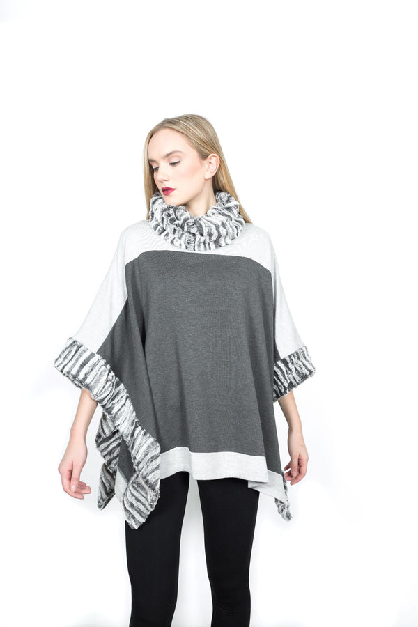 Zuri Poncho Tops - The Post Office by Shannon Passero. Fashion Boutique in Thorold, Ontario