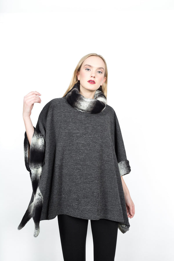 Carmen Poncho Tops - The Post Office by Shannon Passero. Fashion Boutique in Thorold, Ontario