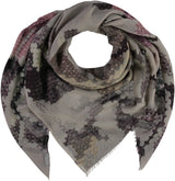 Pixie Floral Scarf Accessories - The Post Office by Shannon Passero. Fashion Boutique in Thorold, Ontario