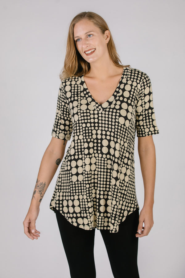 Kenia Top Tops - The Post Office by Shannon Passero. Fashion Boutique in Thorold, Ontario