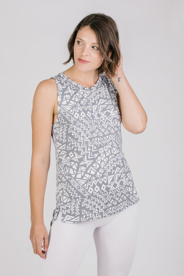 Meadow Tank Top Tops - The Post Office by Shannon Passero. Fashion Boutique in Thorold, Ontario
