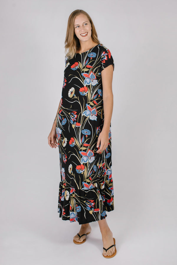 Odette Maxi Dress Dresses - The Post Office by Shannon Passero. Fashion Boutique in Thorold, Ontario