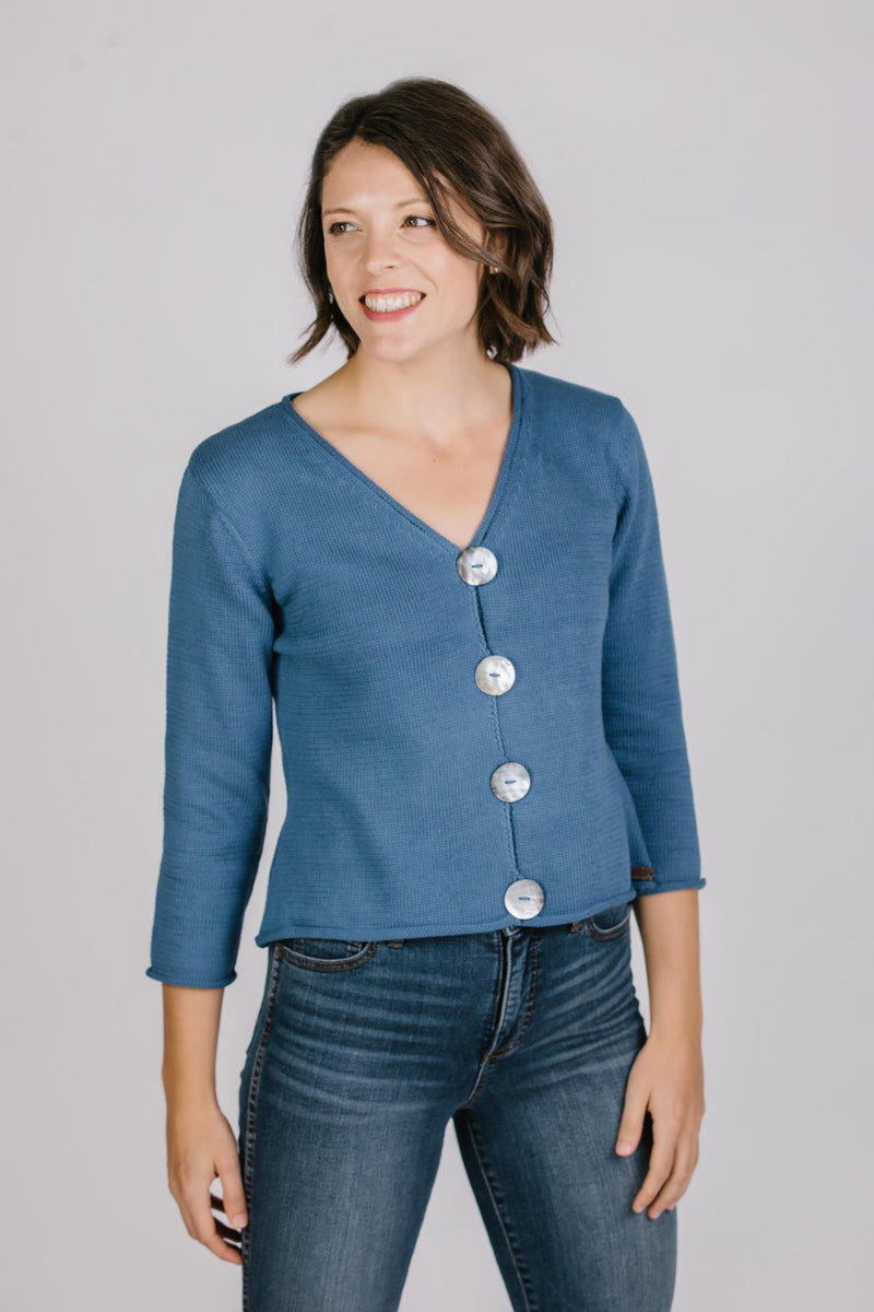 Yohana Cardigan Tops - The Post Office by Shannon Passero. Fashion Boutique in Thorold, Ontario
