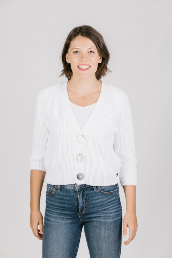 Frankie Cardigan Tops - The Post Office by Shannon Passero. Fashion Boutique in Thorold, Ontario
