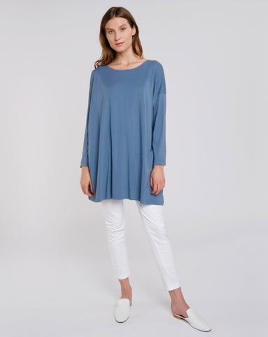 Drop Shoulder Sleeve Tunic