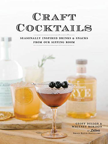 Dillon's Craft Cocktail Book