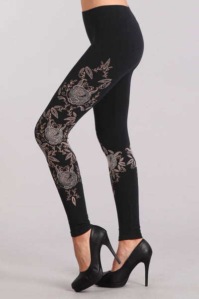 Pearl Rose Legging
