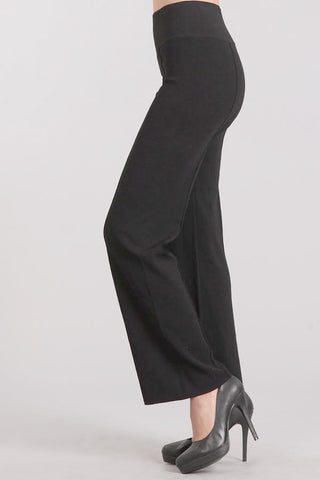 Long Straight Sweater Pants